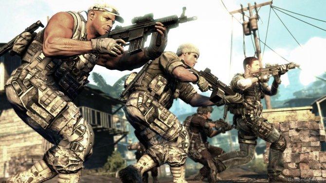 Скриншот игры SOCOM 4: U.S. Navy SEALs