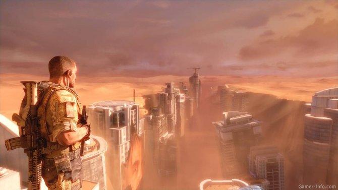 Скриншот игры Spec Ops: The Line