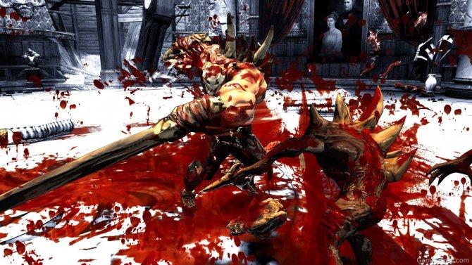 Скриншот игры Splatterhouse