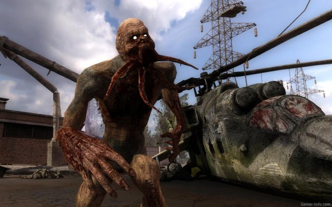 Скриншот игры S.T.A.L.K.E.R.: Call of Pripyat