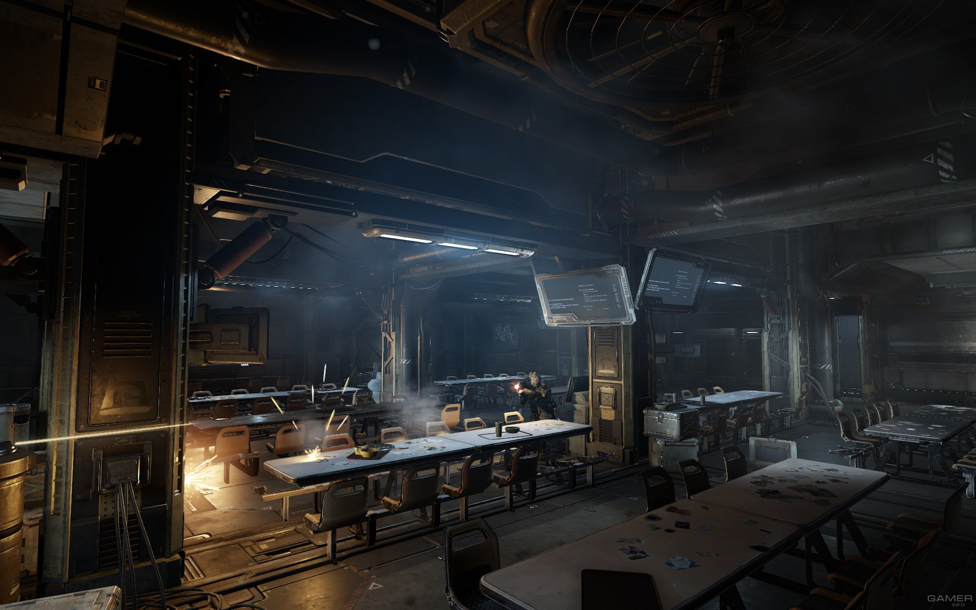 Crytek подали в суд на создателей Star Citizen