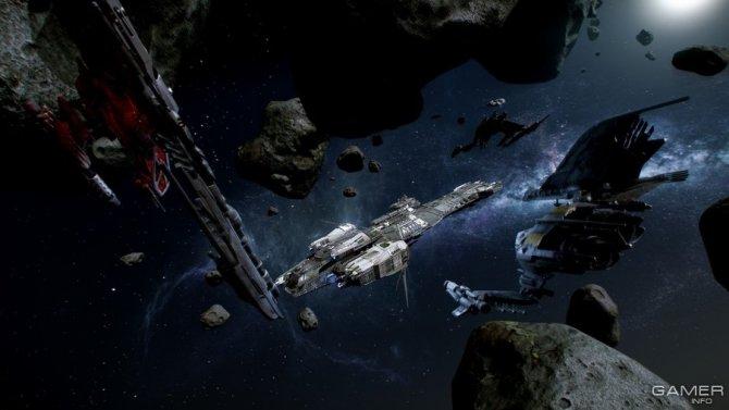 Скриншот игры Star Citizen
