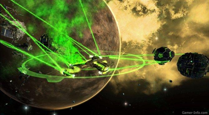 Скриншот игры Star Trek Online