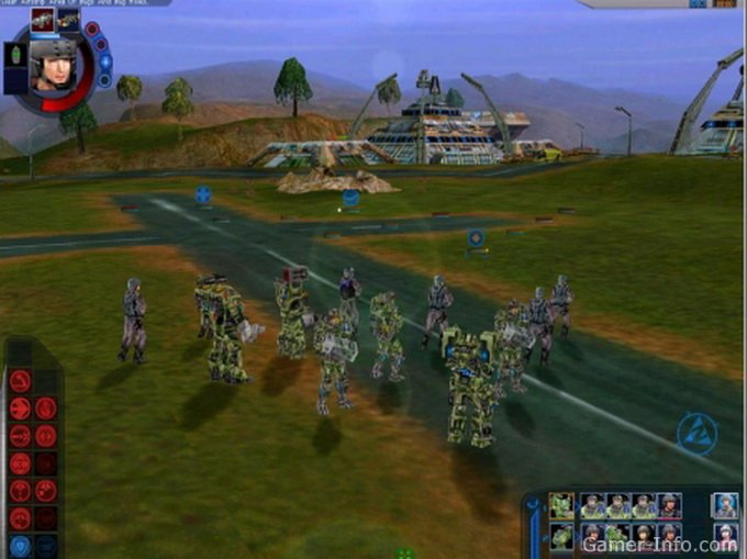 Скриншот из игры Starship Troopers: Terran Ascendancy под номером 4. Кликни