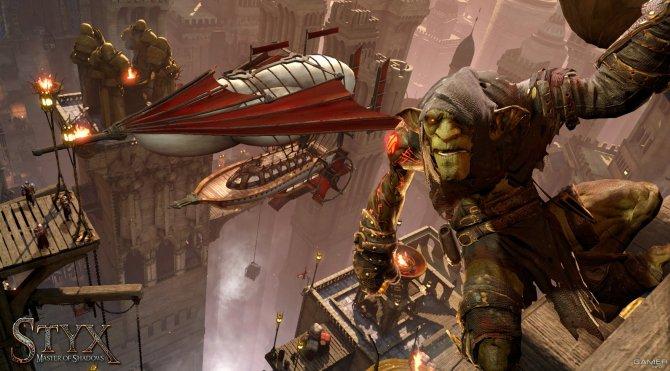 Скриншот игры Styx: Master of Shadows