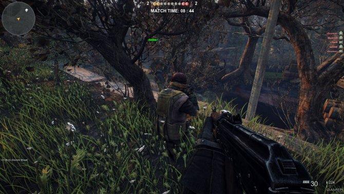 Скриншот игры Survarium