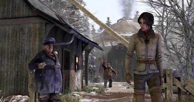 Скриншот игры Syberia 3
