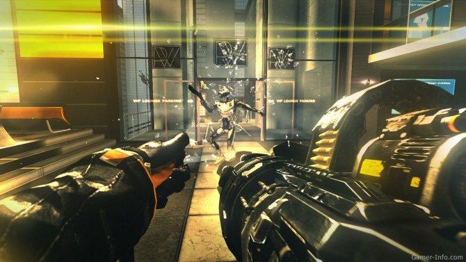 Скриншот игры Syndicate