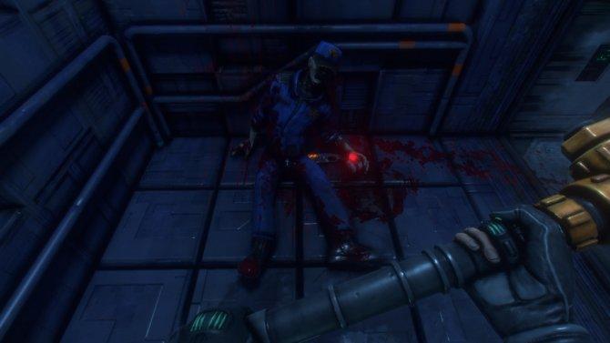 Скриншот игры System Shock Remastered