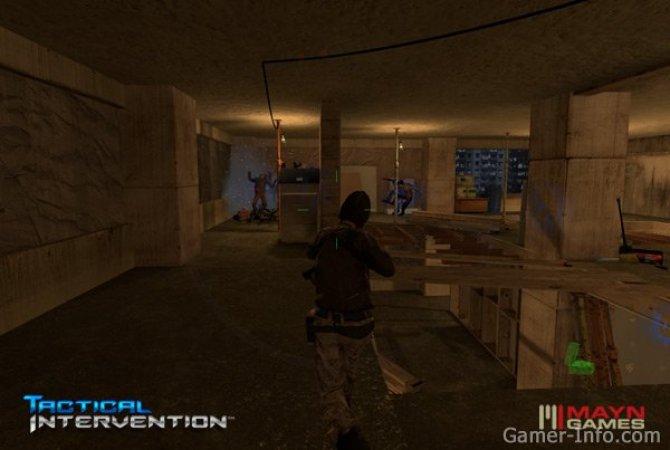 Скриншот игры Tactical Intervention