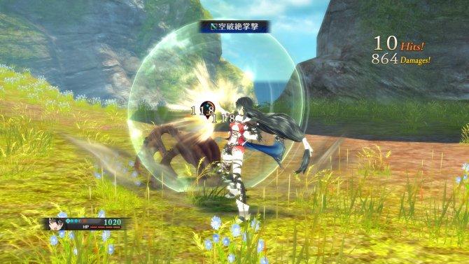 Скриншот игры Tales of Berseria