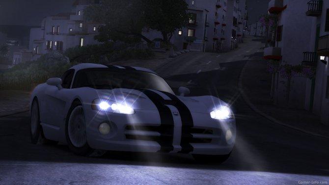 Скриншот игры Test Drive Unlimited 2