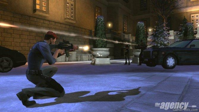 Скриншот игры The Agency: Covert Ops
