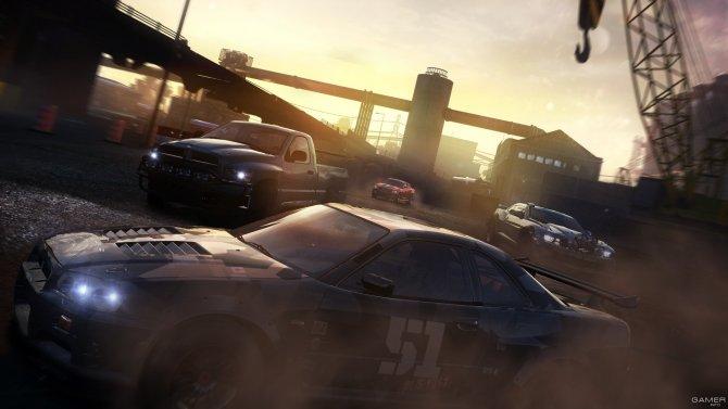 Скриншот игры The Crew