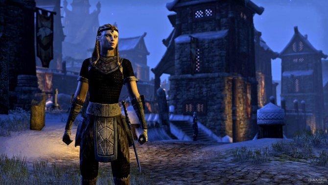 Скриншот игры The Elder Scrolls Online