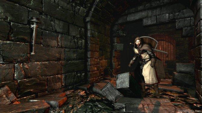 Скриншот игры The First Templar
