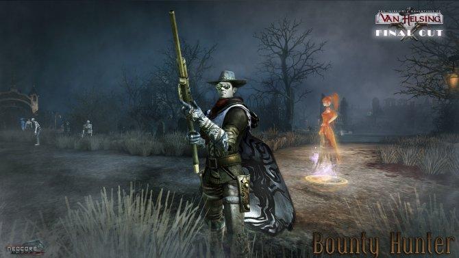 Скриншот игры The Incredible Adventures of Van Helsing: Final Cut