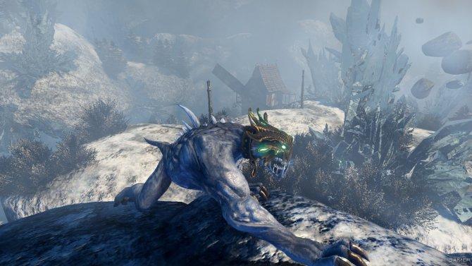 Скриншот игры The Incredible Adventures of Van Helsing II