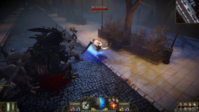 Скриншот игры The Incredible Adventures of Van Helsing