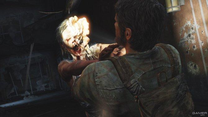 Скриншот игры The Last of Us