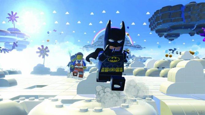 Скриншот игры The LEGO Movie Videogame