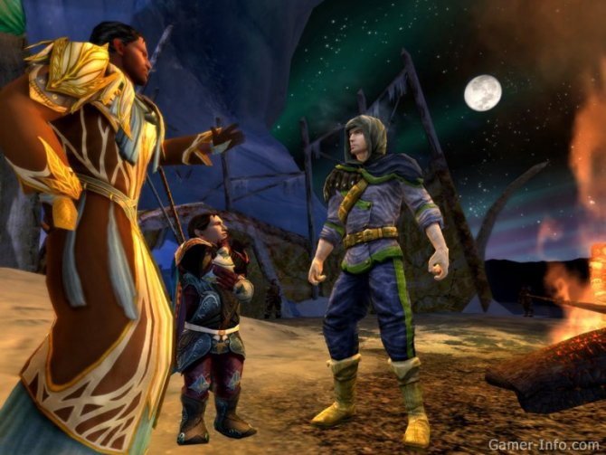 Скриншот игры The Lord of the Rings Online: Allies of the King - Oath of the Rangers