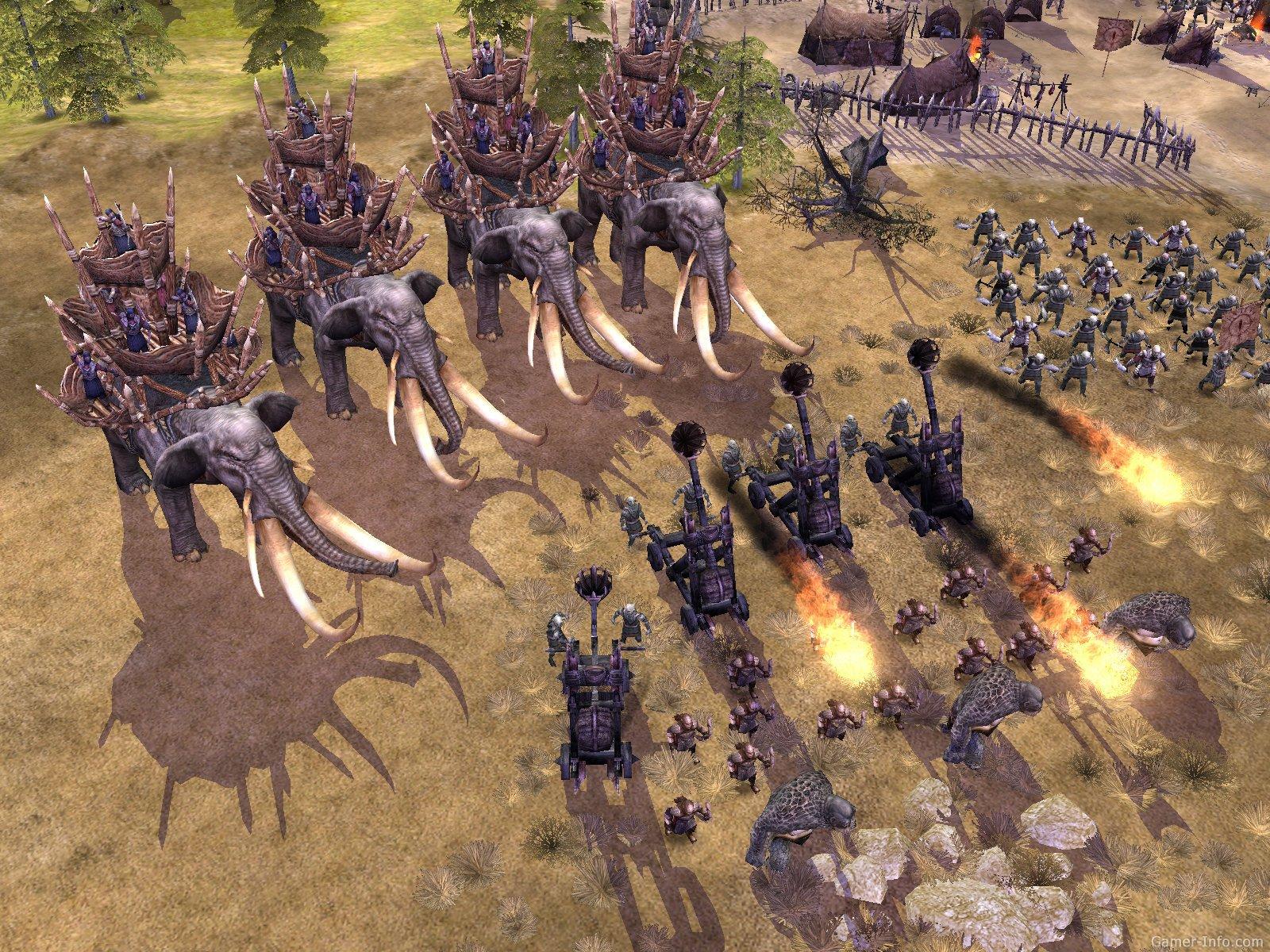 Игра Властелин Колец Битва За Средиземье 3 Торрент