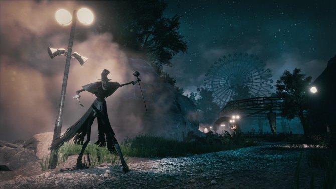 Скриншот игры The Park