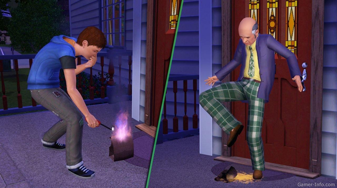 Sims 3 все возрасты торрент - e5518