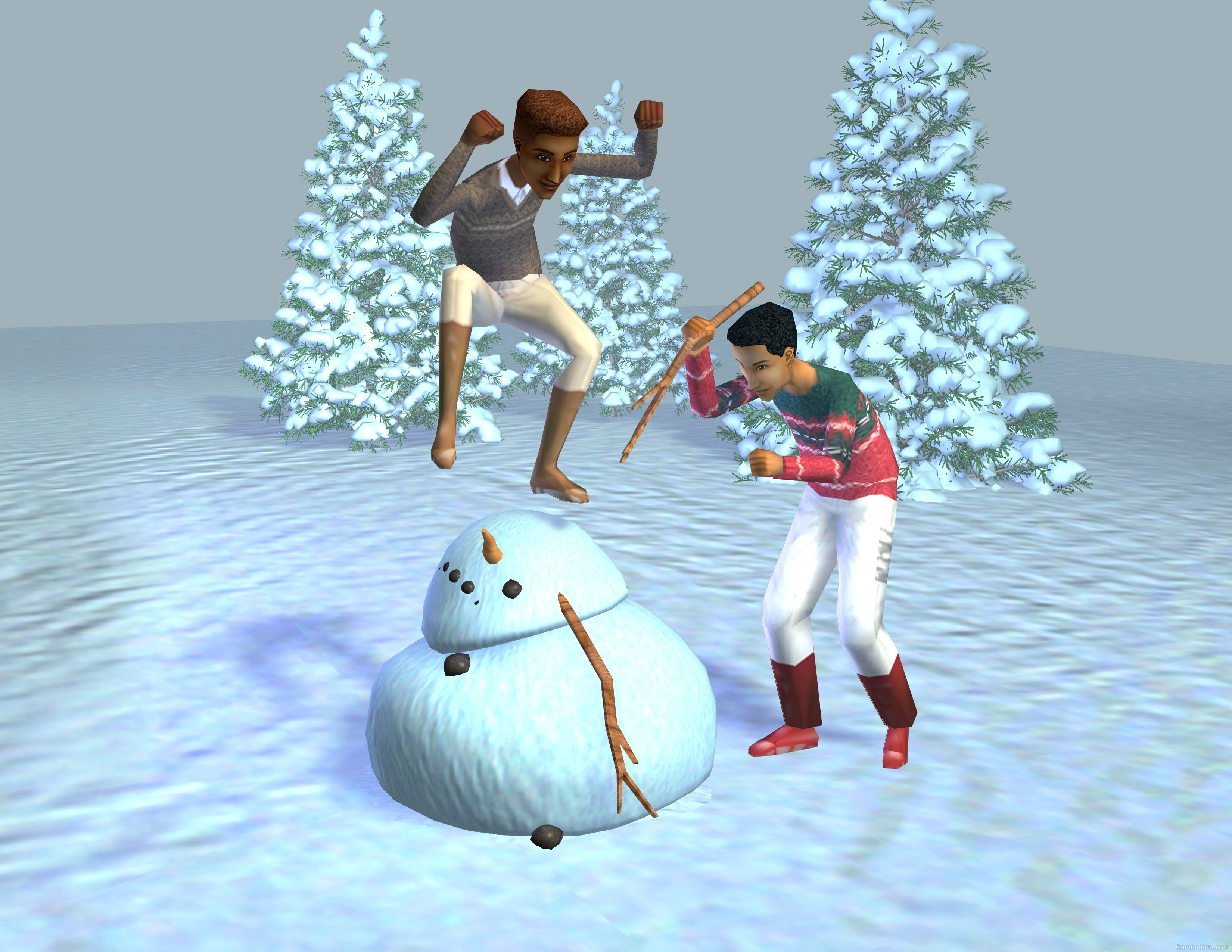 The Sims: Vacation - дата выхода, отзывы: http://gamer-info.com/game/the-sims-vacation/