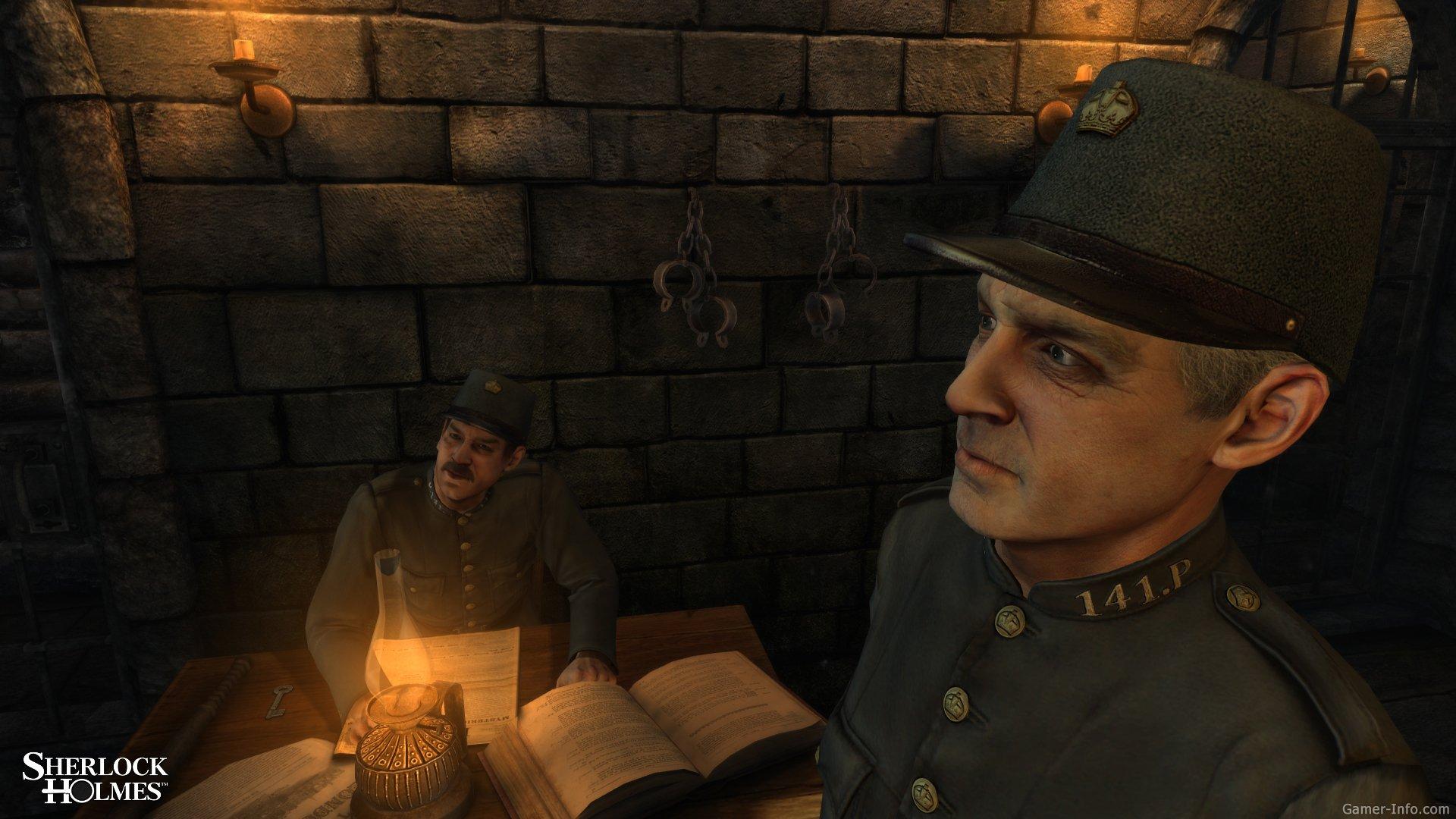 Xbox шерлок холмс
