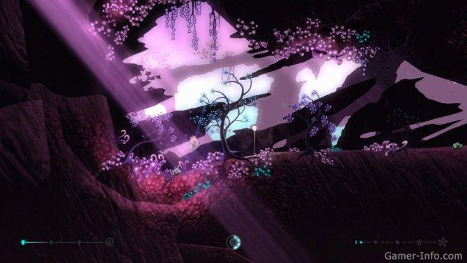 Скриншот игры The UnderGarden