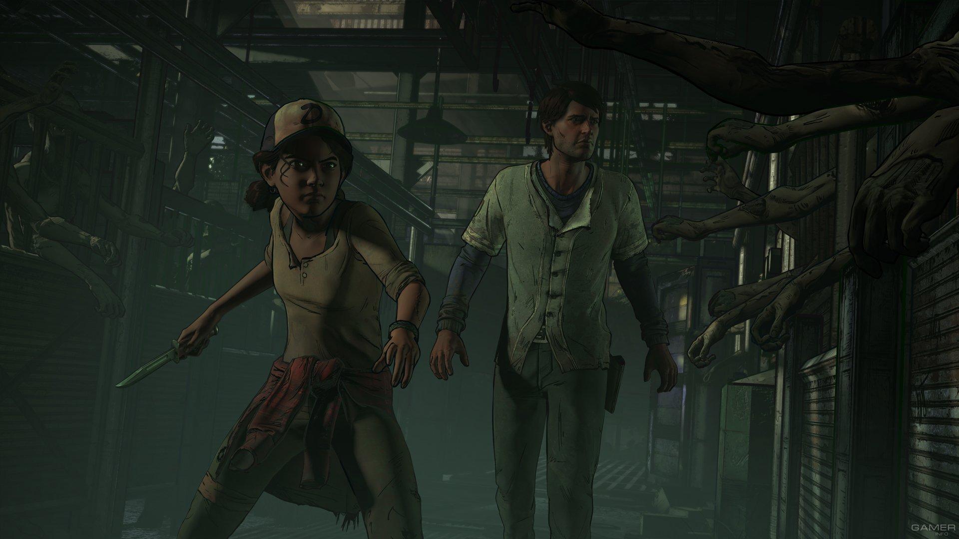 Премьера третьего сезона The Walking Dead состоится в ноябре