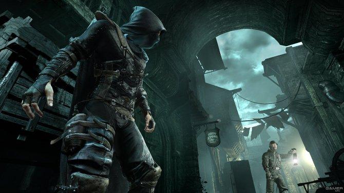 Скриншот игры Thief
