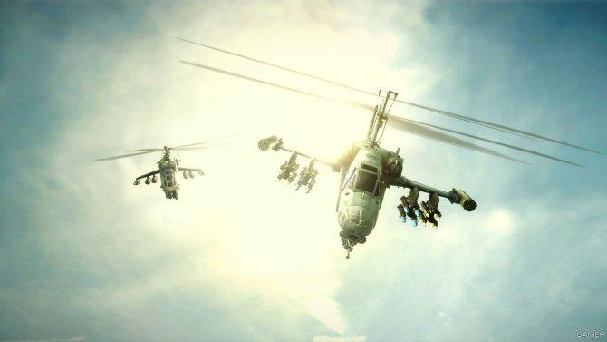 Скриншот игры Thunder Wolves