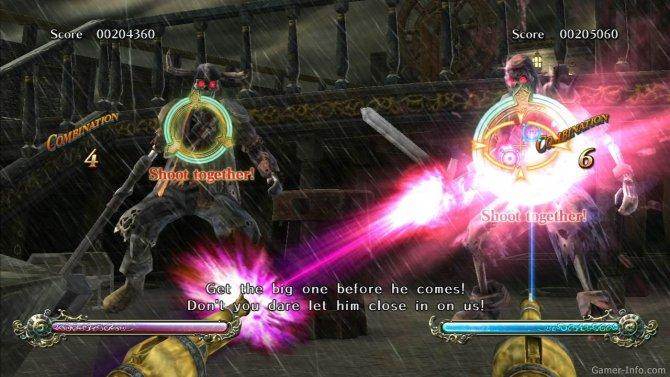 Скриншот игры Time Crisis: Razing Storm