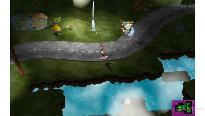 Онлайн игры 2D  играть бесплатно