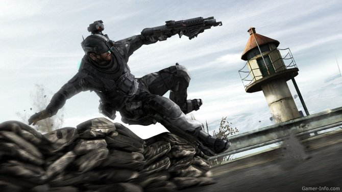Скриншот игры Tom Clancy's Ghost Recon: Future Soldier