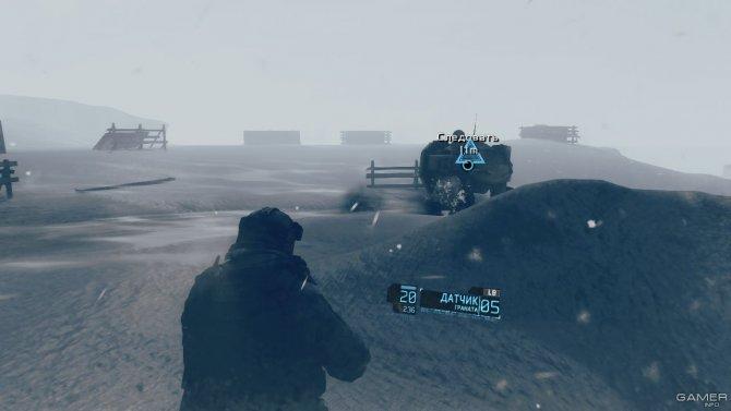 Скриншот игры Tom Clancy's Ghost Recon: Future Soldier