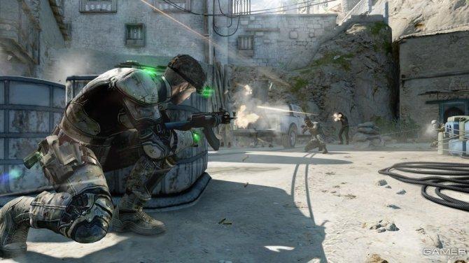 Скриншот игры Tom Clancy's Splinter Cell Blacklist