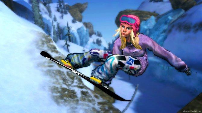 Скриншот игры Tony Hawk: Shred