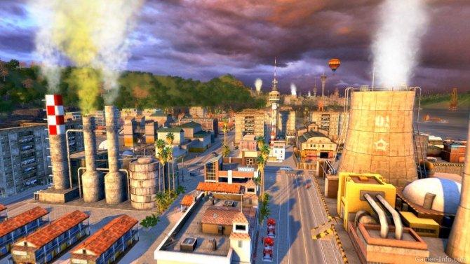 Скриншот игры Tropico 4