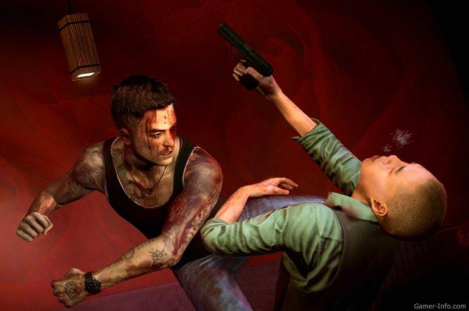 Скриншот игры Sleeping Dogs