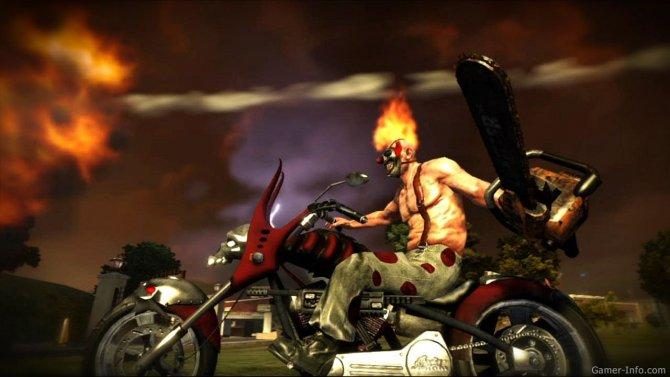 Скриншот игры Twisted Metal