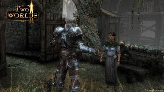 Скриншот игры Two Worlds II