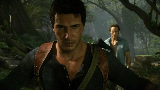 Скриншот игры Uncharted 4: A Thief's End