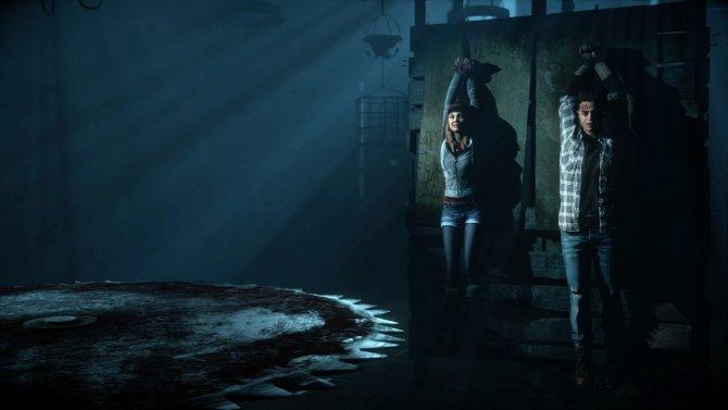 Скриншот игры Until Dawn