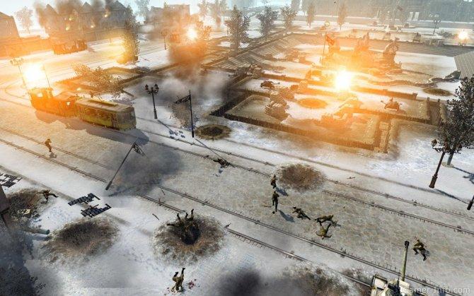 Скриншот игры В тылу врага 2: Штурм