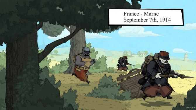 Скриншот игры Valiant Hearts: The Great War