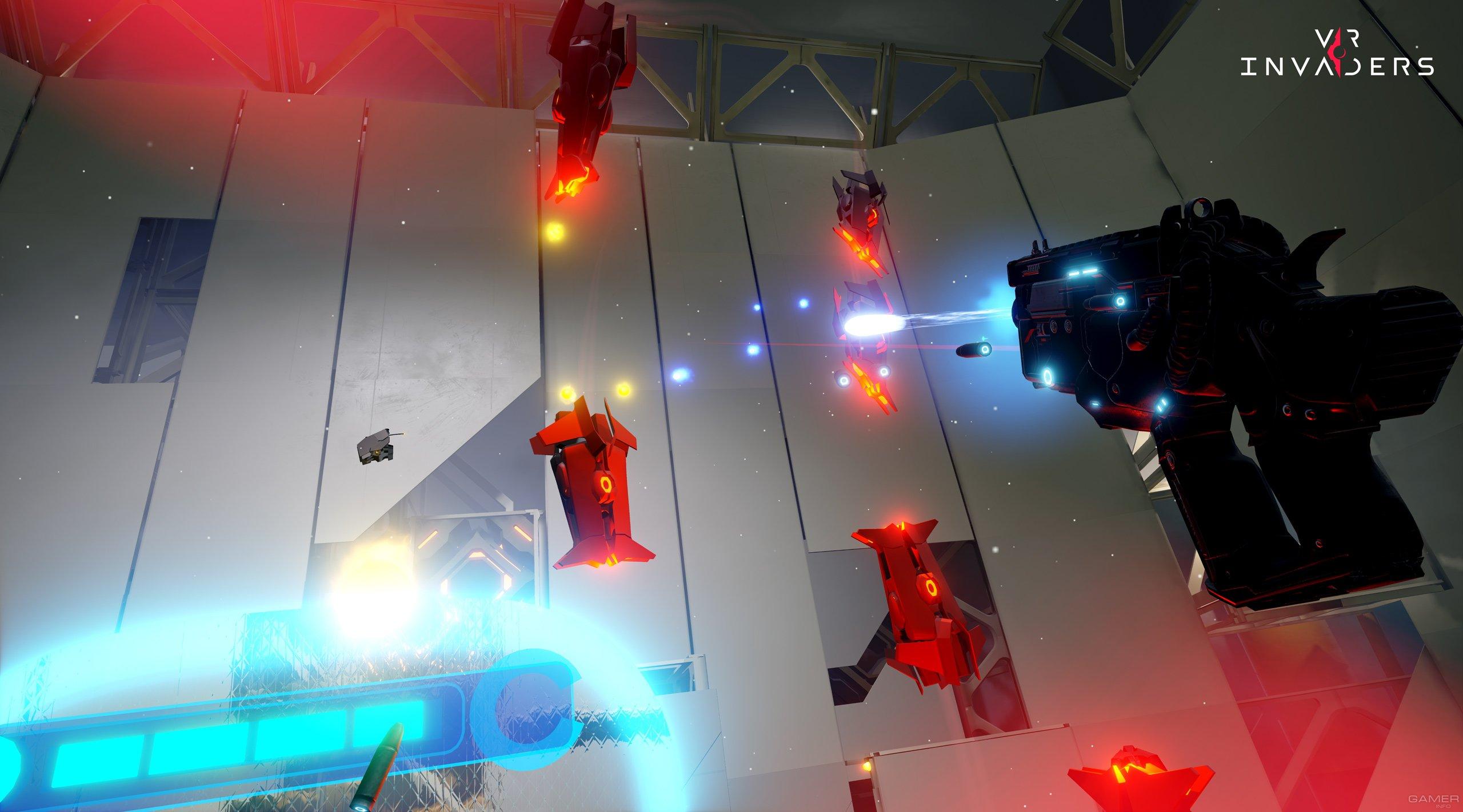 Анонсирована VR Invaders – VR-проект от Mail.ru Group